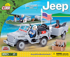 Jeep Willys MB Navy