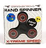Hand Spinner X-Treme Speed - Czarny