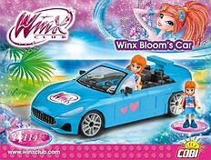 Winx Bloom's Car