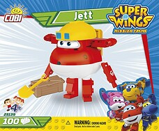 Dżetek 100 kl. Super Wings