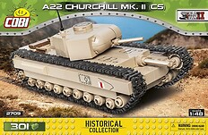 A22 Churchill Mk. II CS