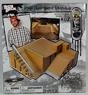Skatelab Paul Rodriguez Tech Deck